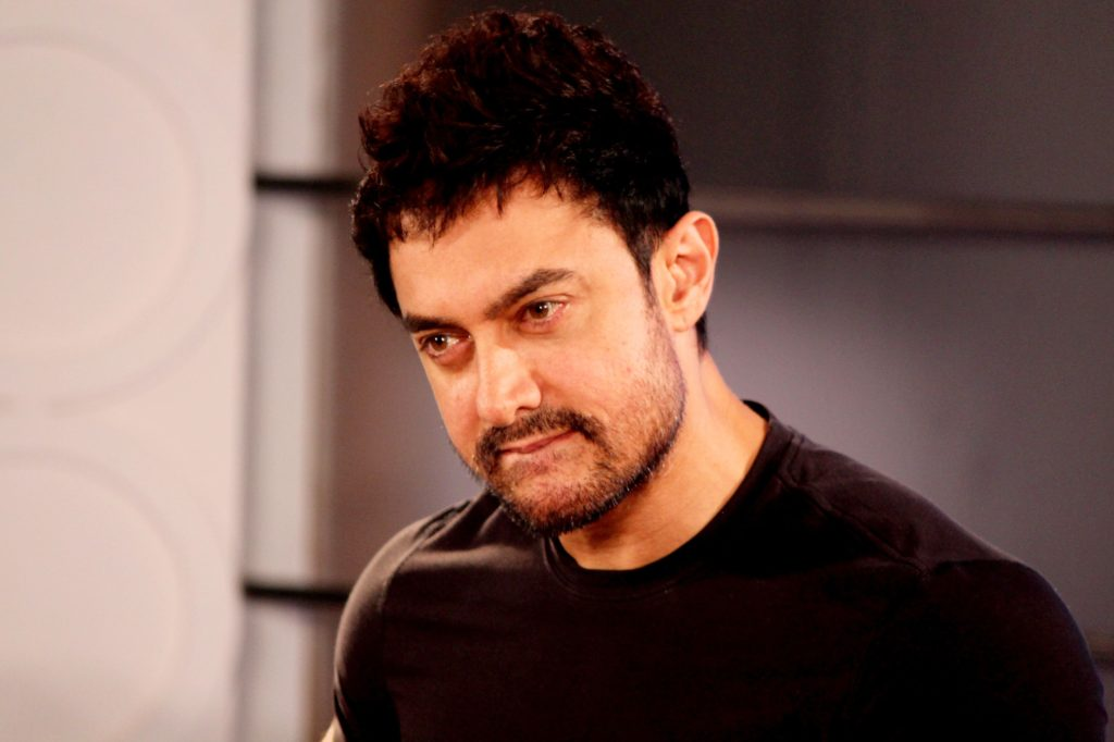 Aamir Khan Hot HD Photoshoot