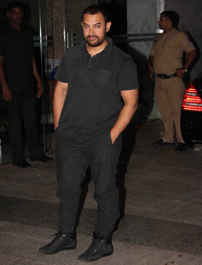 Aamir Khan Latest Hot HD Photo Gallery