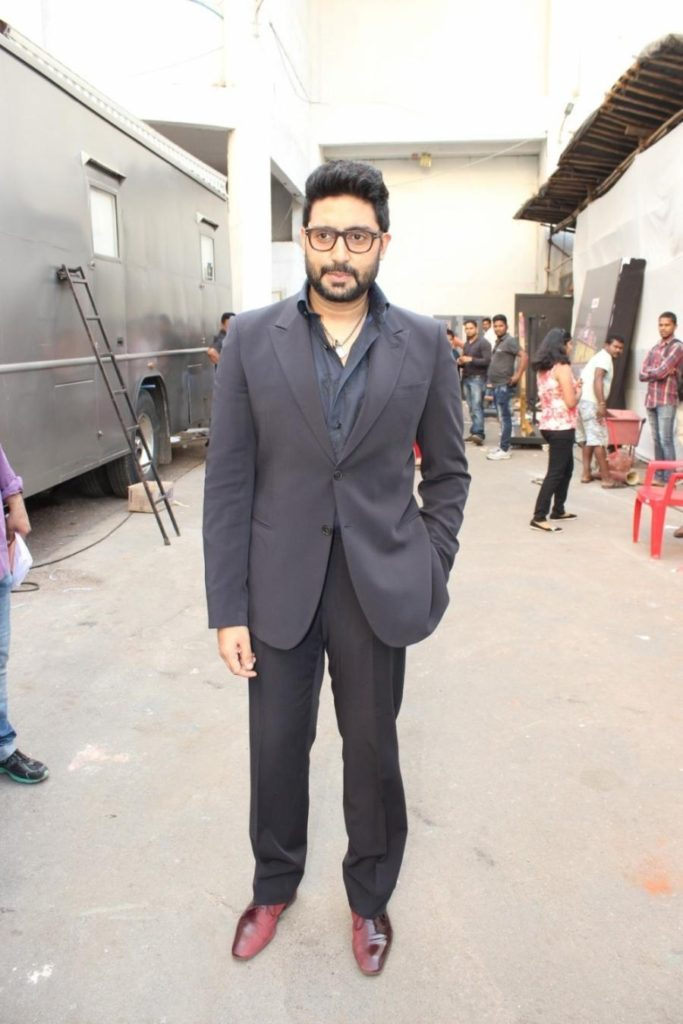 Abhishek Bachchan Upcoming Movie Look Images