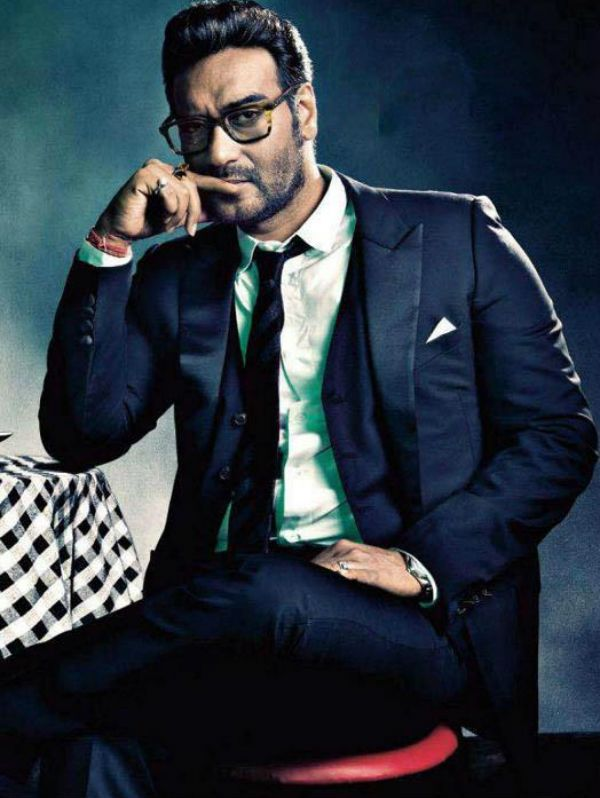 Ajay Devgan Hot HD Photoshoot Images Wallpapers