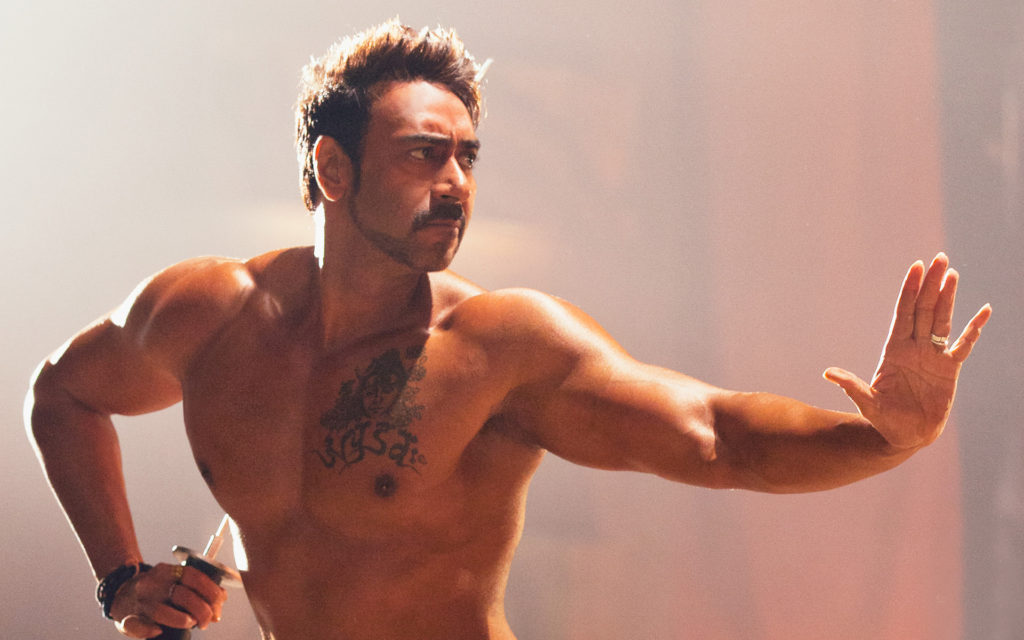 Ajay Devgan Latest Hot Body Pictures Images