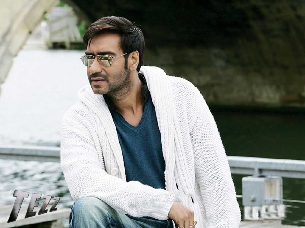 Ajay Devgan Sweet & Beautiful Photos Images Wallpapers