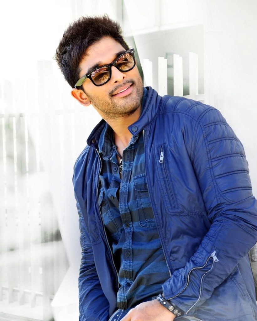 Allu Arjun Cool HD Photos Free Download