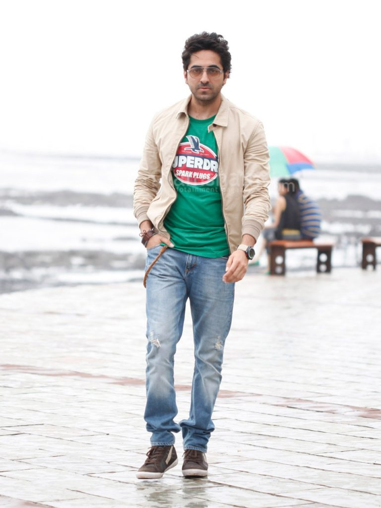 Ayushmann Khurrana Upcoming Movie Look Pics Images Wallpapers
