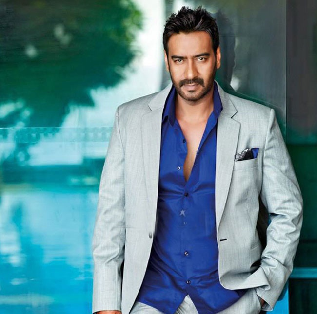 Beautiful Ajay Devgan Latest Hair Style Photos Pictures Pics HD