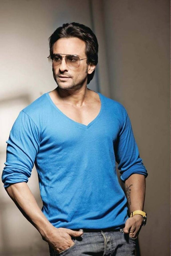 Bollywood Actor Saif Ali Khan Latest HD Wallpaeprs Images