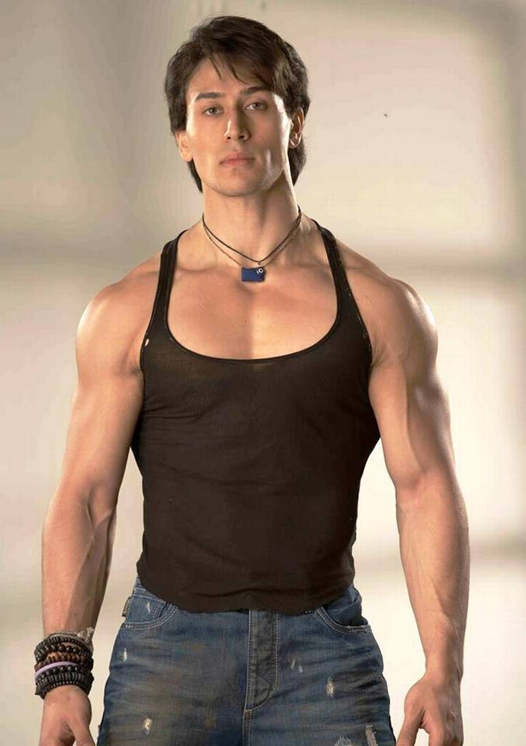 Tiger Shroff Photo Hd Wallpaper