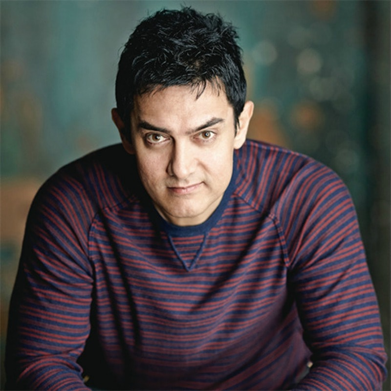 Handsame Hunk Aamir Khan Latest  Cute Pics Download