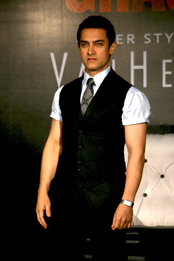 Indian Actor Aamir Khan Latest New HD Images