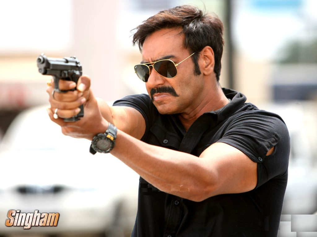 Indian Actor Ajay Devgan Latest New HD Images Wallpapers