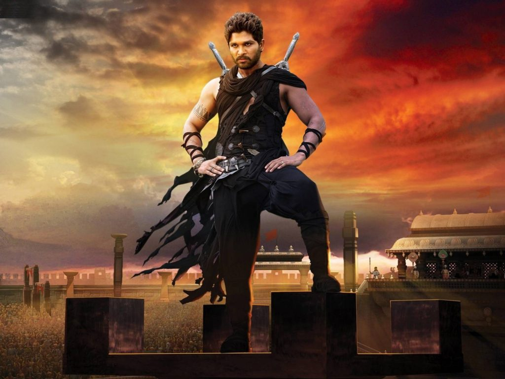 Indian Actor Allu Arjun Latest HD Photoshoot 2016
