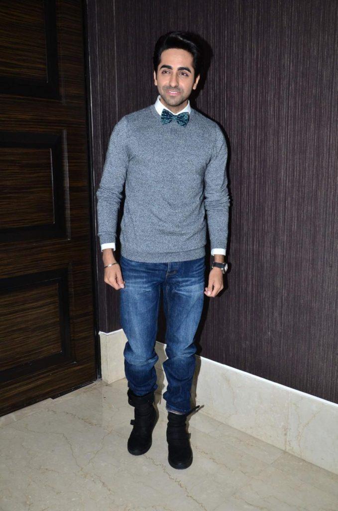 Indian Actor Ayushmann Khurrana Latest HD Photoshoot 2016