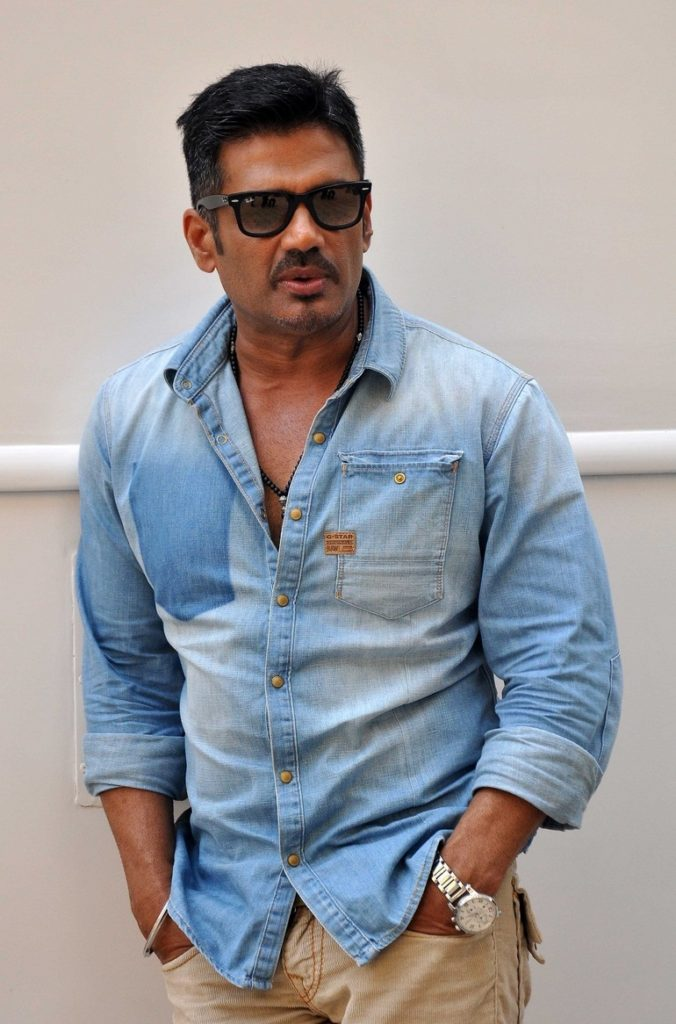 Indian Actor Suniel Shetty Latest New HD Images