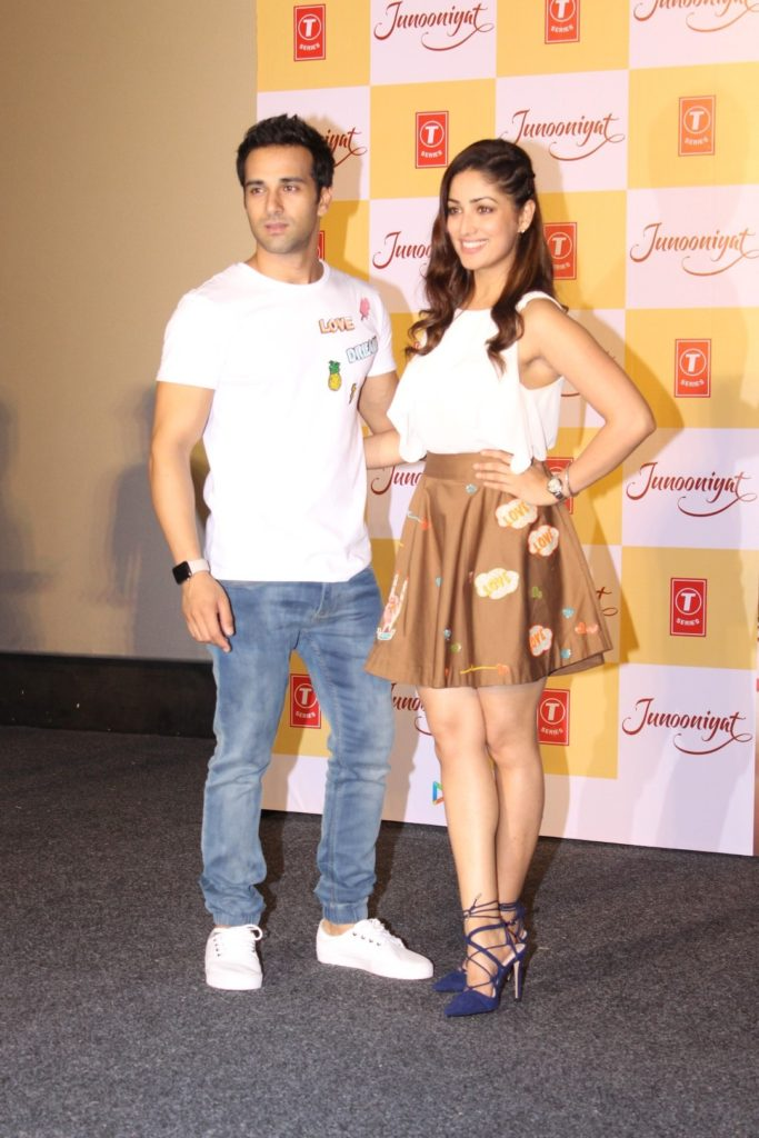 Pulkit Samrat With Yami Gautam Photos