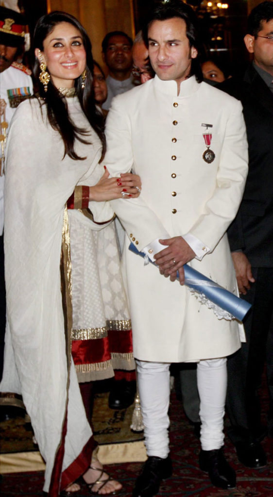 Saif Ali Khan With Kareena Kapoor Images Pics Pictures