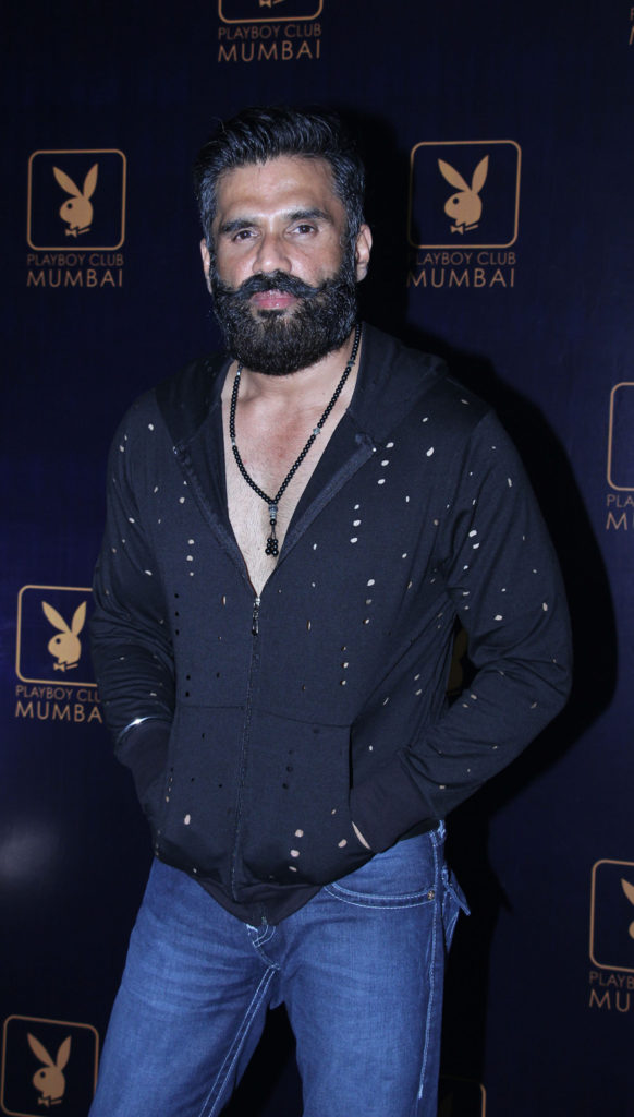 Suniel Shetty Cute & Sexy Look Photos Pictures