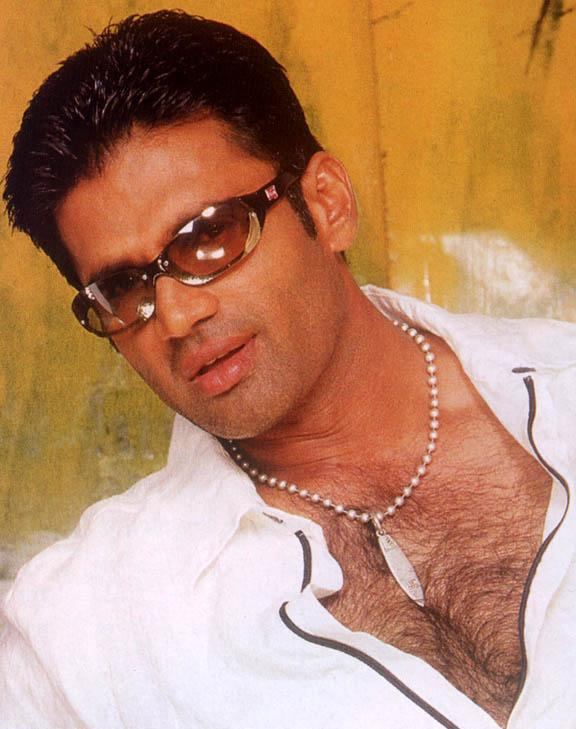 Suniel Shetty Latest Hair Style Pictures Pics