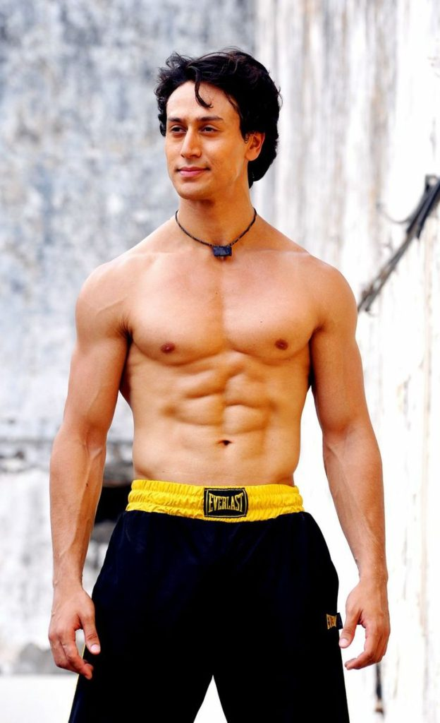 Tiger Shroff Hot Pictures Pics Wallpapers Images Photos Download