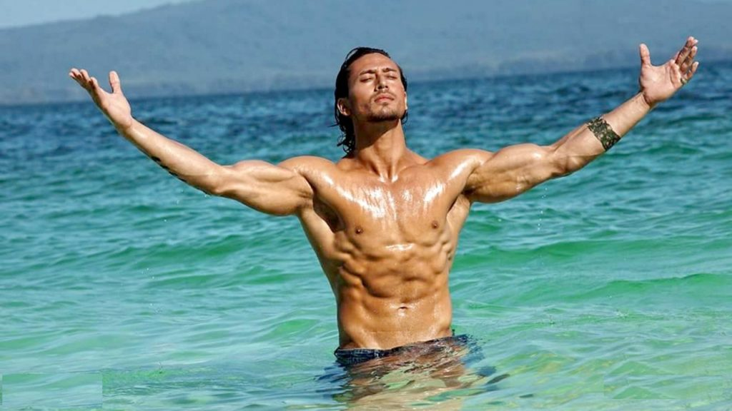 Tiger Shroff  Latest New Hot HD Photo Gallery