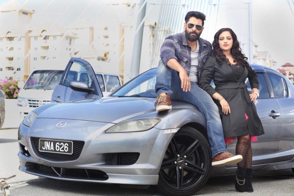 Vikram Upcoming Movie Look Photos