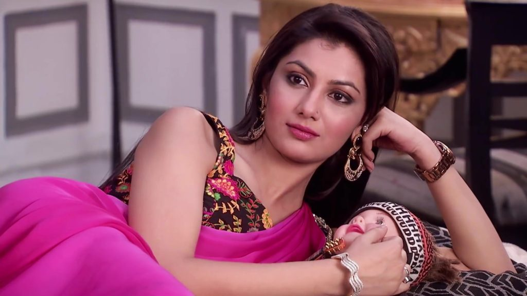 Beautiful Sriti Jha In Kumkum Bhagya
