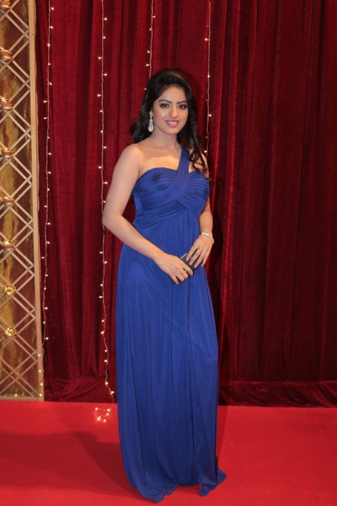 Deepika Singh In Beautiful Lahanga