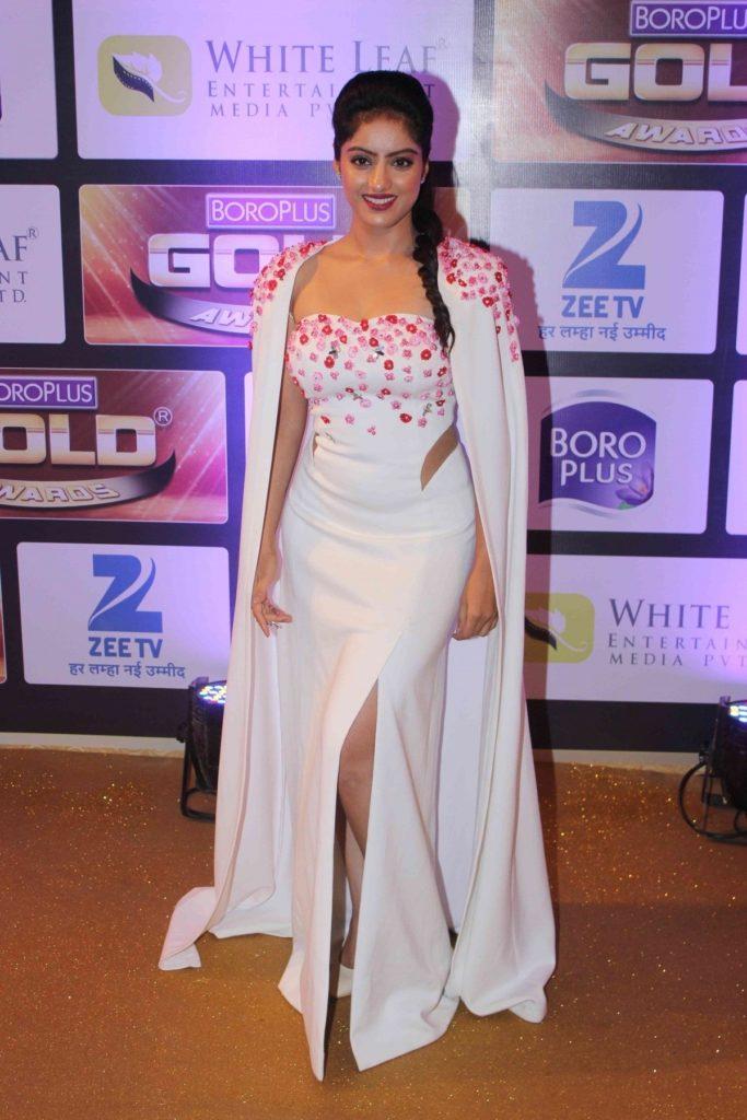 Deepika Singh In White