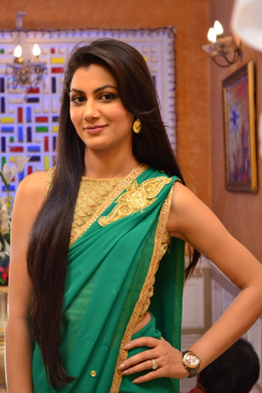 Sriti Jha In Short Cloths