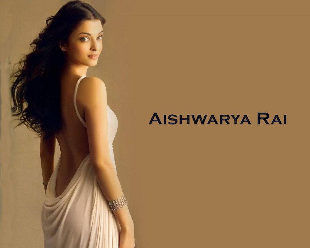 Aishwarya Rai Backless Wallpapers