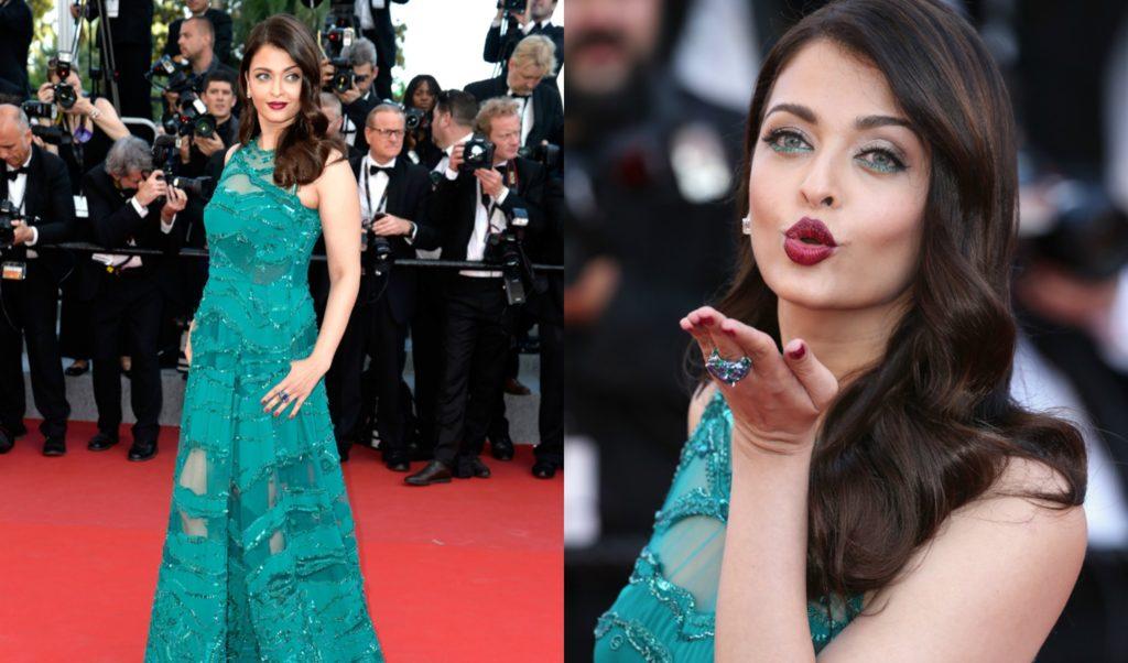 Aishwarya Rai Hot & Sexy Look In Undergarments