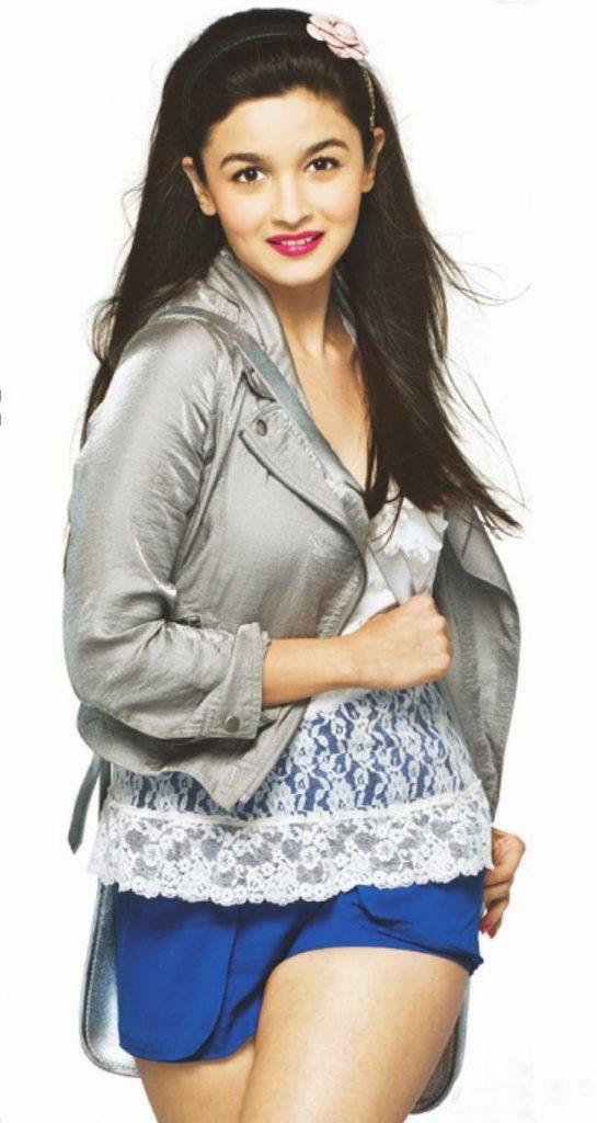 Alia Bhatt Student Of The Years Pics
