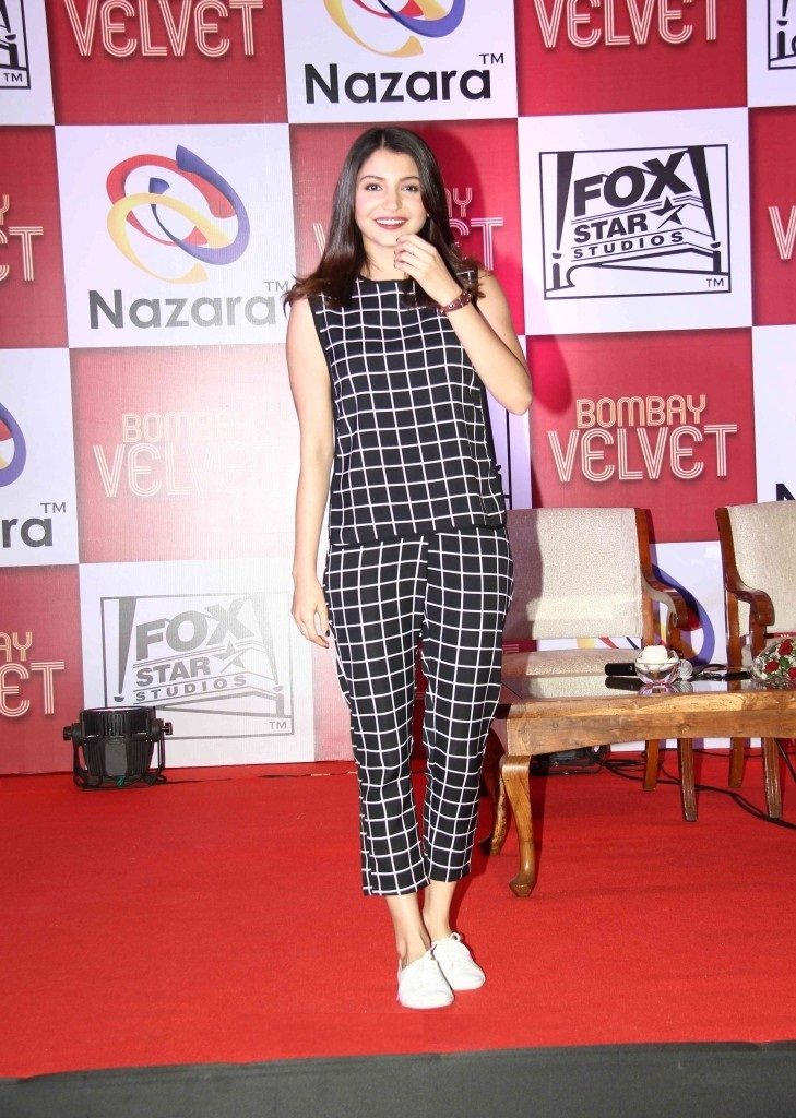 Anushka Sharma In High Heels PIcs
