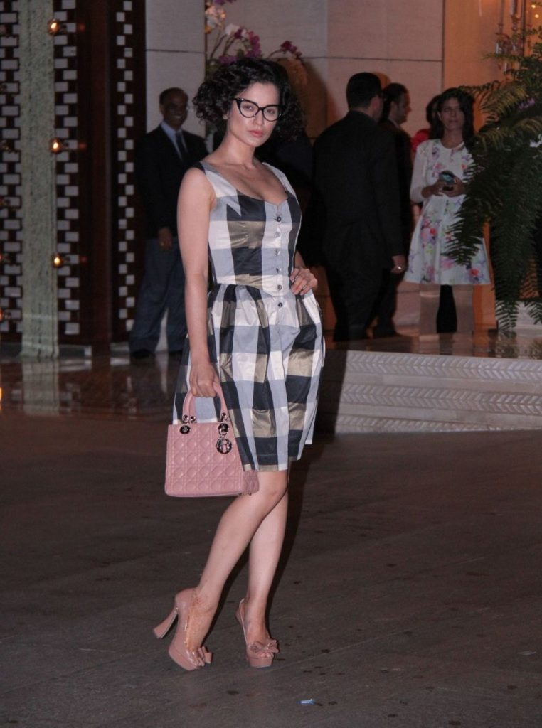 Attractive Actress Kangana Ranaut New Pics