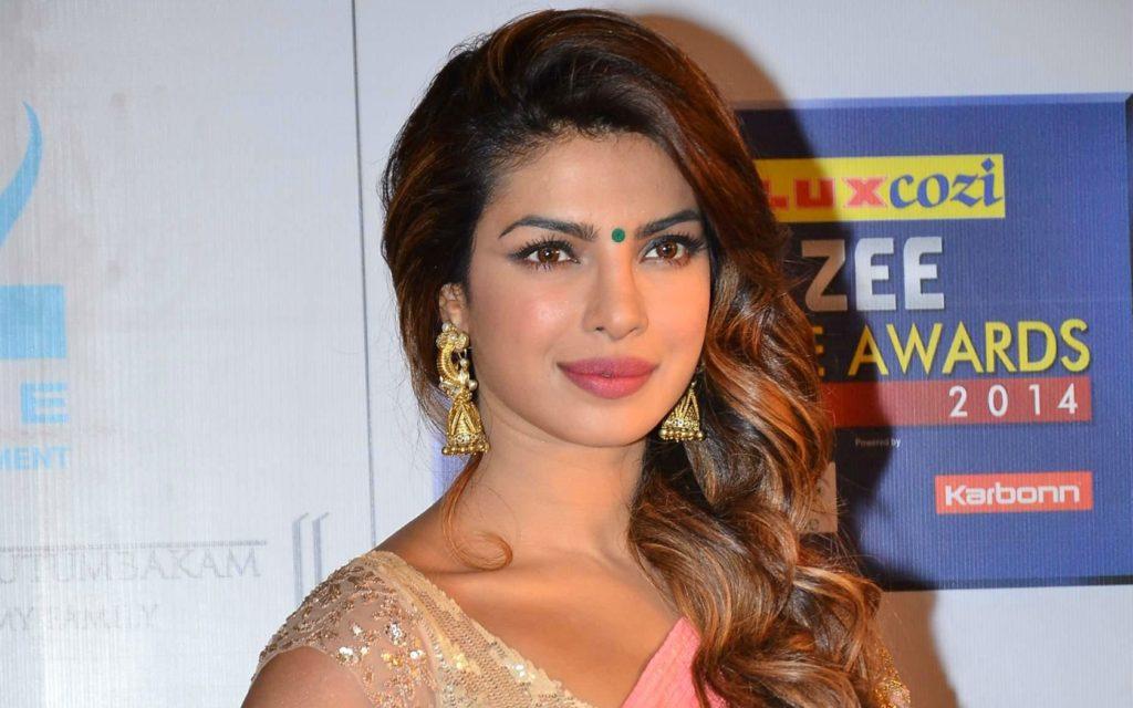 Beautiful Indian Actress Priyanka Chopra Wallpapers