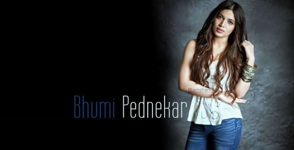 Bhumi Pednekar Attractive Photos