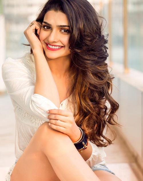 Bold Actress Prachi Desai Images