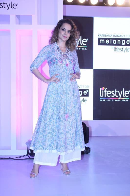 Bollywood Actress  Kangana Ranaut New Hair Style Images