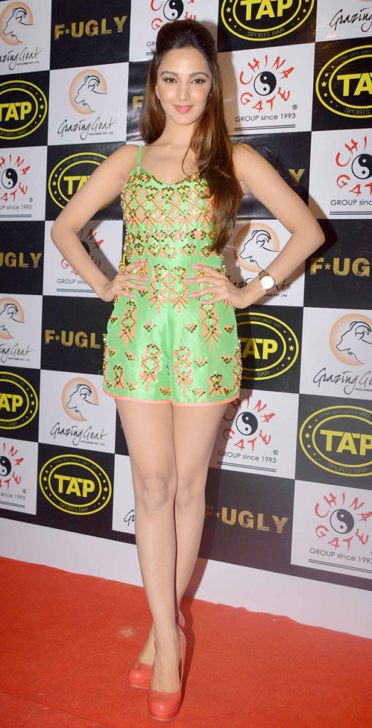 Bollywood Actress  Kiara Advani Lovely Images