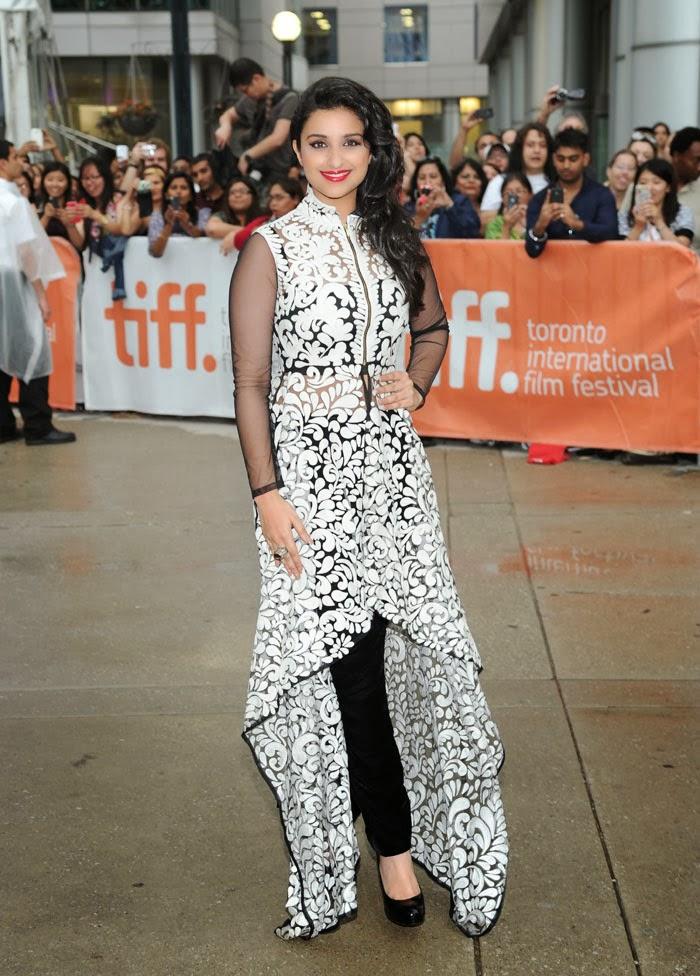Bollywood Actress Parineeti Chopra Photoshoots