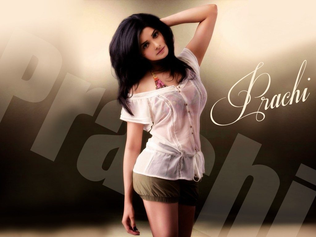 Bollywood Actress Prachi Desai New Pics In Bra Panty