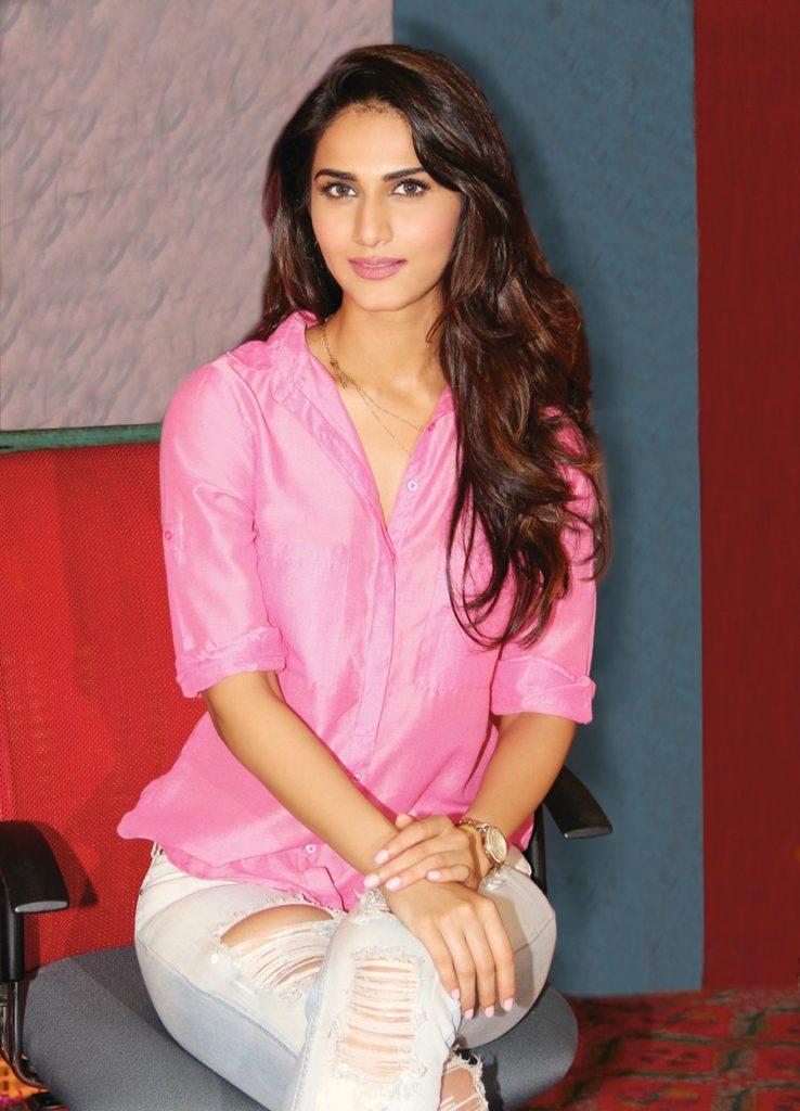 Bollywood Actress Vaani Kapoor Latest Photos Gallery