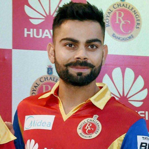 Captain Virat Kohli IPL Unseen Wallpapers