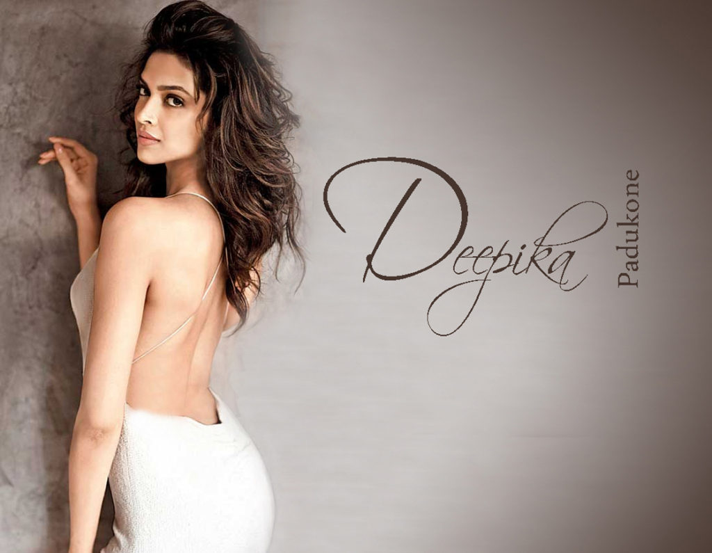 Deepika Padukone Backless Images
