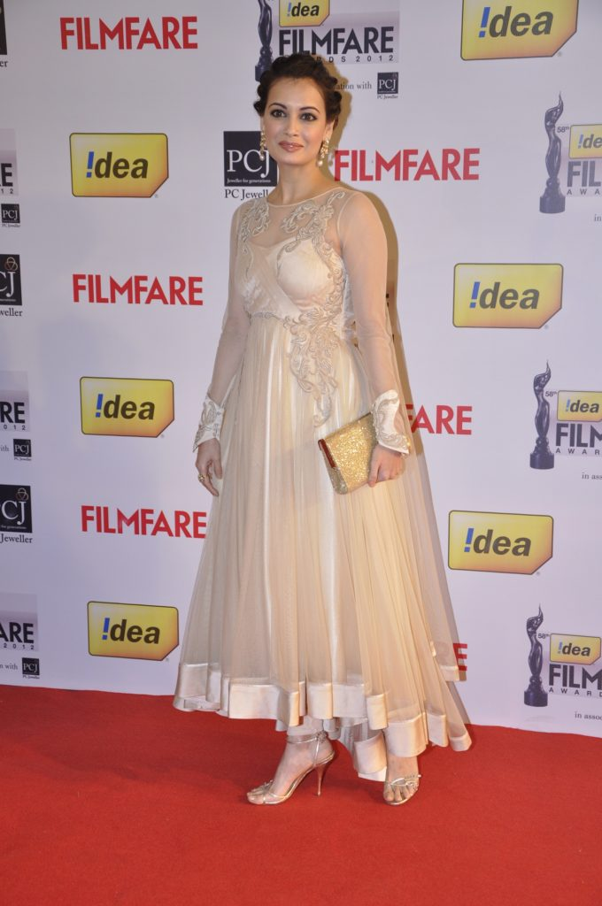 Dia Mirza Charming Pictures