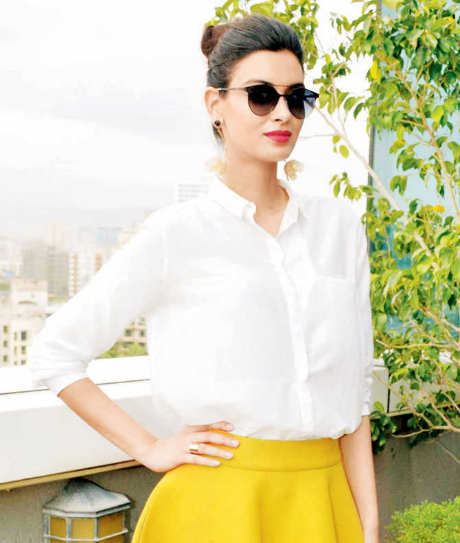 Diana Penty Bold Images With Sunglass