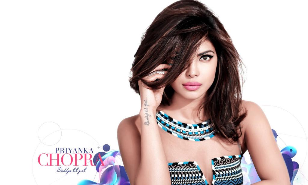 Hot & Charming Priyanka Chopra Wallpapers