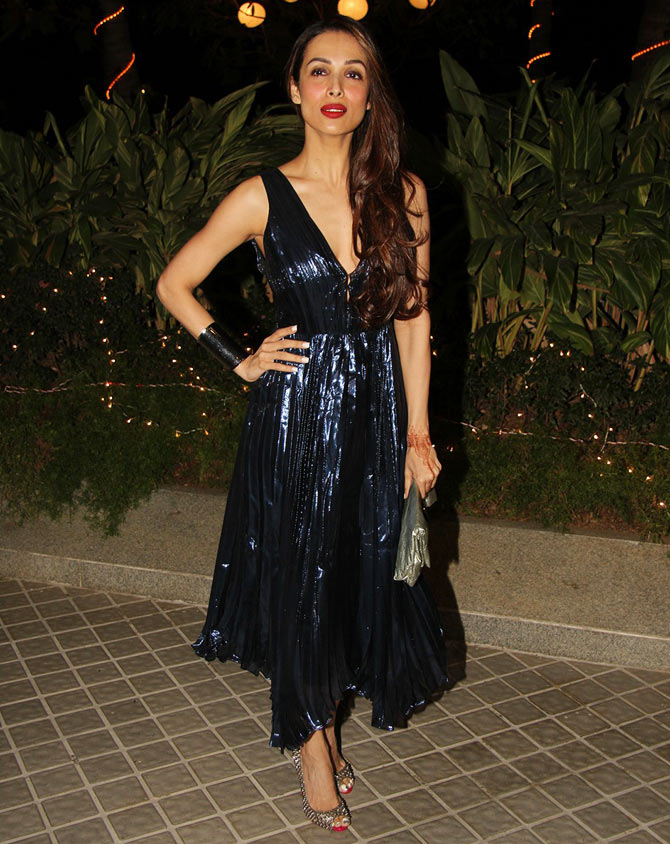Hot & Sexy Malaika Arora New Hair Style Images