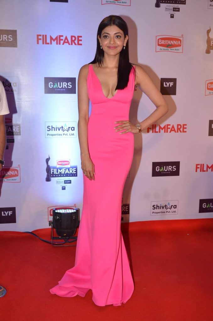 Hot & Sizzling Kajal Aggarwal Hot Photoshoot HD