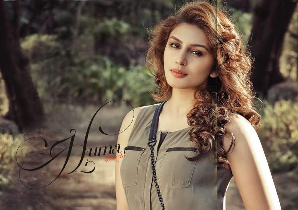 Huma Qureshi Lovely Images