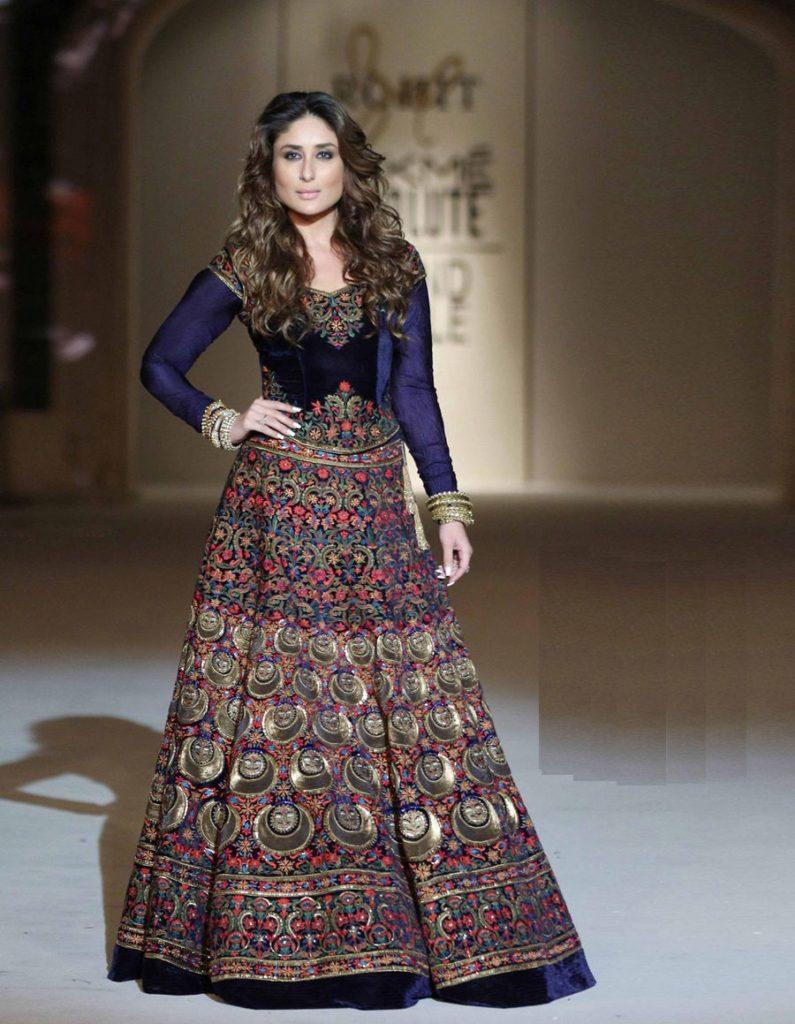 Kareena Kapoor HD Images At Rampwalk